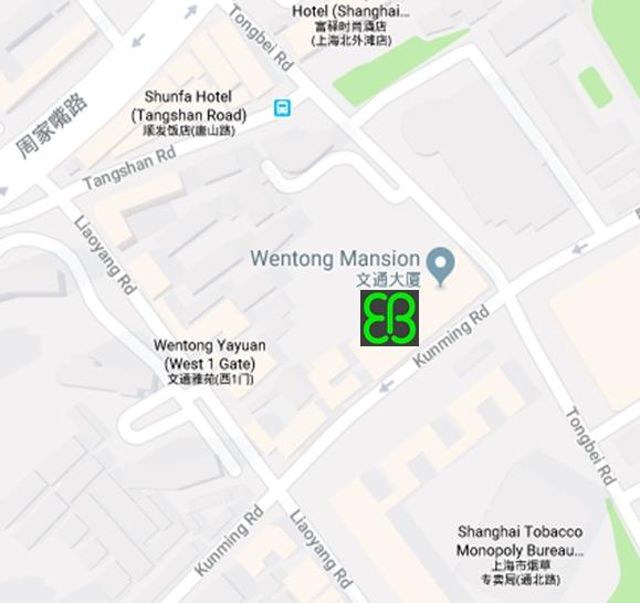 地址(上海总部)