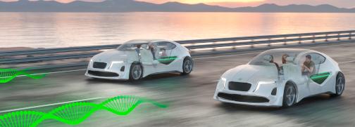 EB robinos - DNA for autonomous driving