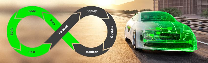 Automotive software maintenance